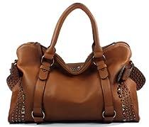Hot Sale MyLux Handbag 120885 coffee