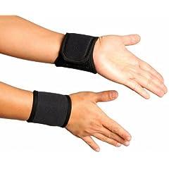 Buy Adjustable Neoprene Wrist Support WristBands Knee Patellar Strap by Sisyama