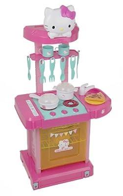 Hello Kitty Cook N Go Kitchen