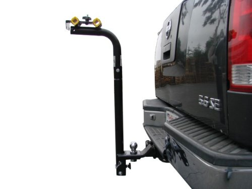Heavy Duty 2 Two Bike Swing Down Hitch Mount Carrier Bicycle Rack Car/truck/suv