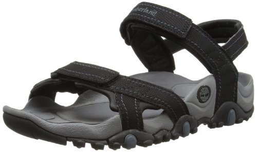 Timberland Mens New Granite Trailway Athletic and Outdoor Sandals C2720R Black/Grey 7.5 UK, 41.5 EU