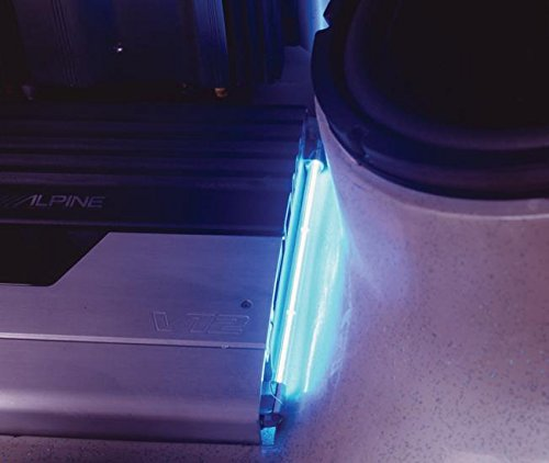 Anneau Automobile Prism PN770B Kit cathode Accent d'éclairage, 10,16 cm (4 pouces), Bleu