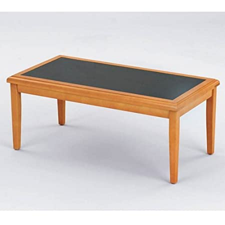 Coffee Table with Laminate Inlay
