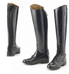 Ovation Ladies Finalist PRO FIT Field Boot - Black 9-Slim