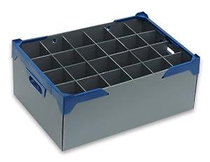 190 24 boite de rangement pour verres vin largeur 80 mm hauteur max 190 mm cuisine. Black Bedroom Furniture Sets. Home Design Ideas