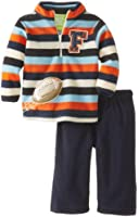 Watch Me Grow! by Sesame Street Baby-boys Newborn Football Pullover and Pant