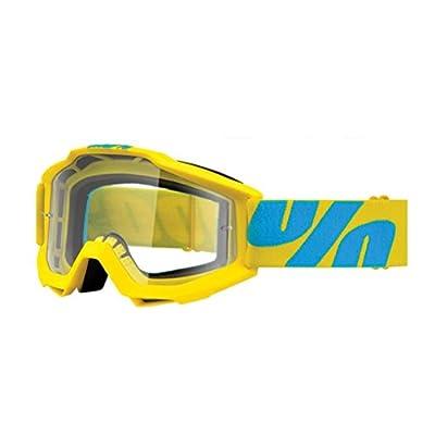 100% Accuri Fiji Goggle - Clear Lens