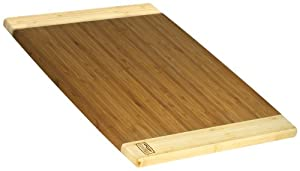 Chicago Cutlery Woodworks 14-Inch by 20-Inch Bamboo Board