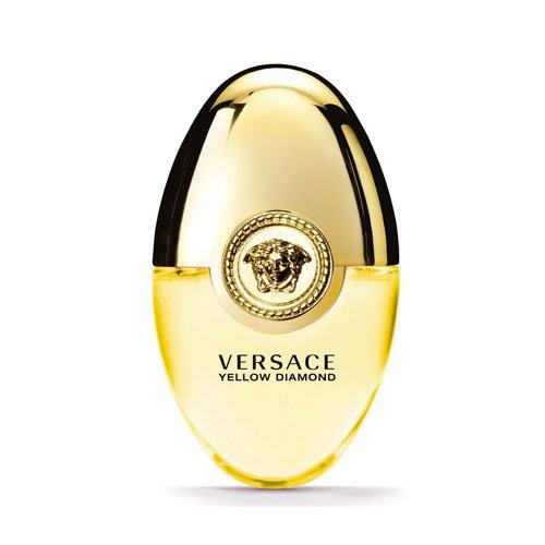 Versace Yellow Diamond Eau de Toilette, Donna, 10 ml