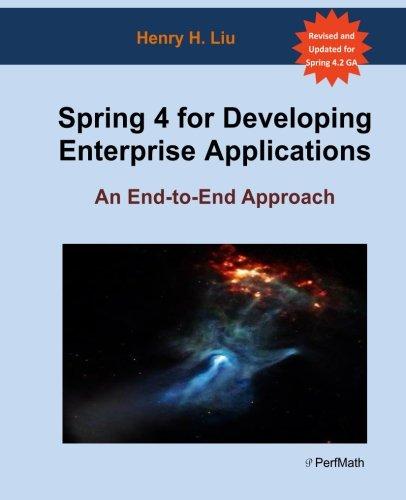Kilerth: [J172 Ebook] PDF Ebook Spring 4 for Developing Enterprise