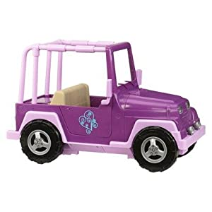 Amazon Com Our Generation 4 X 4 Jeep Car For 18 Inch