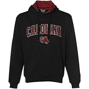 NCAA South Carolina Gamecocks Automatic Pullover Hoodie Sweatshirt - Black (XX-Large)