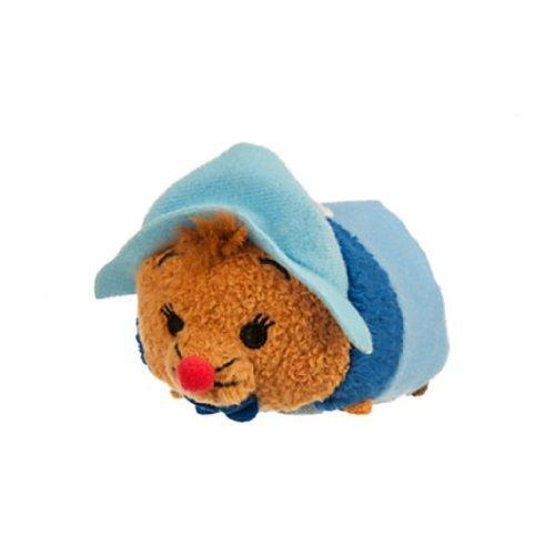 Disney Suzy ''Tsum Tsum'' Plush - Cinderella - Mini - 3 1/2''