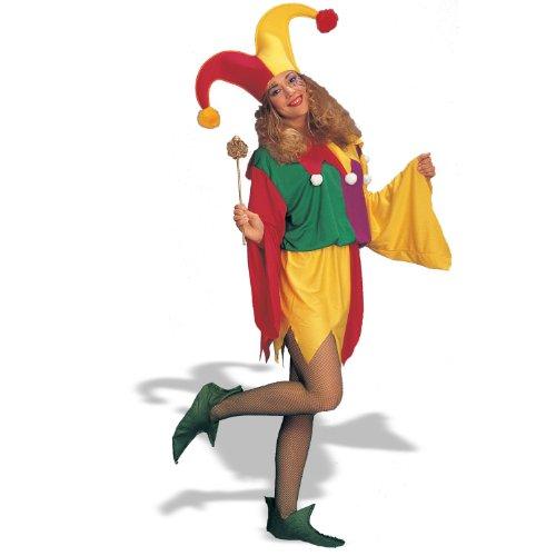 Kings Jester Adult Costume