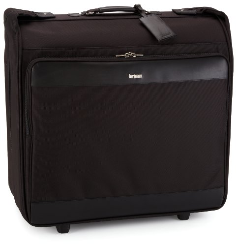 Hartmann 502-3000 Intensity 50 Inch Mobile Traveler Garment Bag, Black