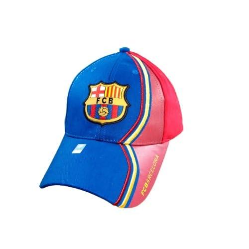 FC BARCELONA OFFICIAL TEAM LOGO CAP / HAT   FCB017