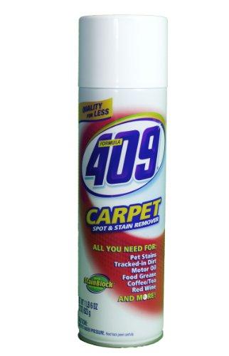 Formula 409 01211 Carpet Cleaner Disinfectant, 22 Fl Oz Aerosol front-618440