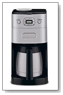Cuisinart DGB-650BC 10-Cup Automatic Grind and Brew