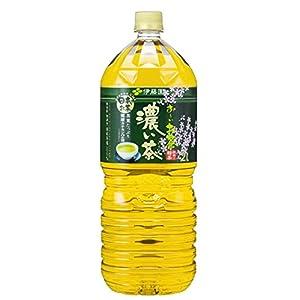 [2CS]伊藤園 おーいお茶 濃い茶 (2L×6本)×2箱