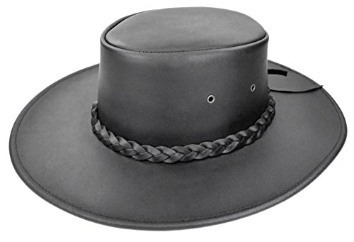 019cee9712b Hell on Wheels Cullen Bohannan Distressed Leather Cowboy Hat