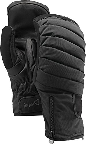 Burton [Ak] Oven Mitts, True Black, X-Large (Power Coat Oven compare prices)