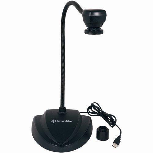 Ken-A-Vision 7890Um Manual Focus Digital Vision Viewer - 1.3 Megapixel Document Camera / Visualiser