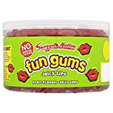 Swizzels Matlow Fun Gums Juicy Lips x 600