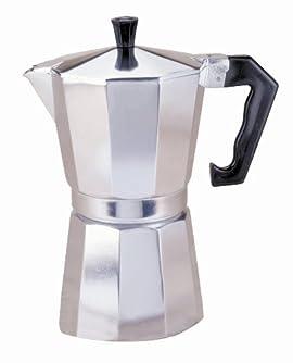 Primula Aluminum 1 Cup Stovetop Espresso Coffee Maker NEW