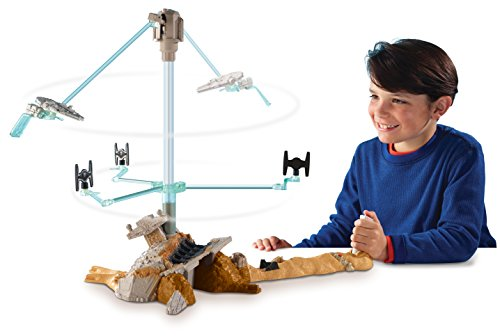 Hot Wheels Star Wars Escape from Jakku Play Set JungleDealsBlog.com
