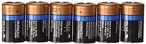 Duracell Cr2 Ultra Lithium Photo Battery 3V DL-CR2 6 Pack