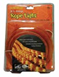 Celebrations Halloween Indoor/Outdoor Rope Lights 18, Orange