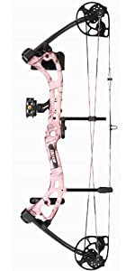 Bear Bow Apprentice 3 RTH Left Hand Realtree AP Snow Pink Camo 15-50lbs #14234 by Apprentice 3