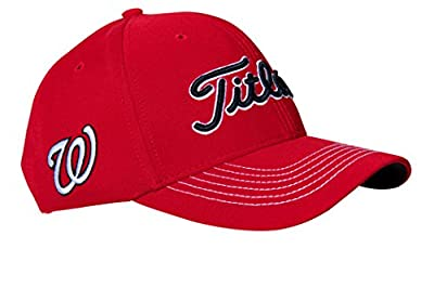 Titleist Washington Nationals MLB 2016 Stretch Fit Hat