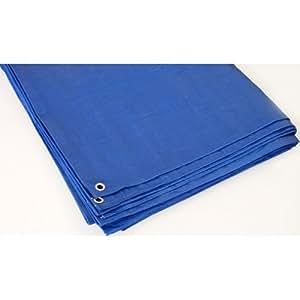 30 X 50 Foot Blue Tarp