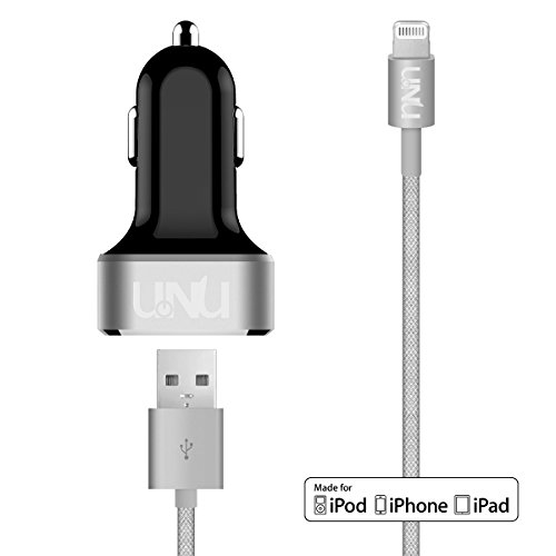 iPhone 6 Plus Car Charger Cable Accessories Bundle