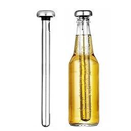 ANTFEES Beer Chiller Stick Bottle Cooler Pack of 2