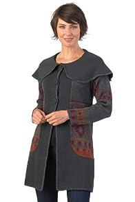 Tey-Art Fair Trade Alpaca Coat
