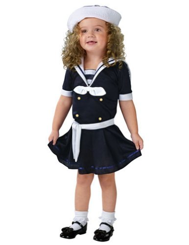 Baby-Toddler-Costume Sea Sweetie Toddler Costume 3T-4T Halloween Costume