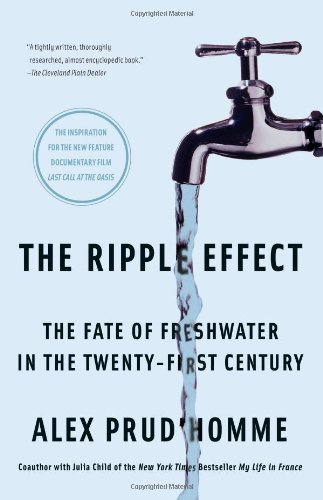 The Ripple Effect: The Fate Of Freshwater In The Twenty-First Century