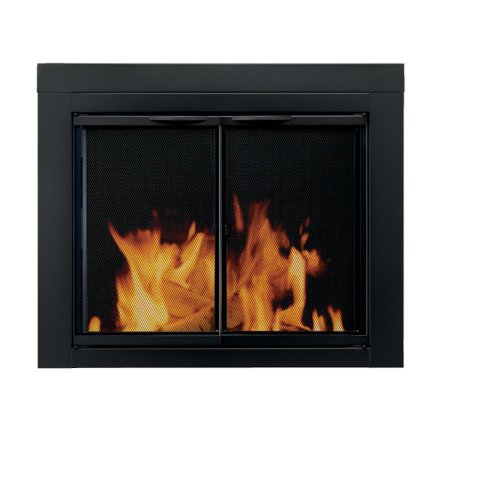 Pleasant Hearth AN-1012 Alpine Fireplace Glass