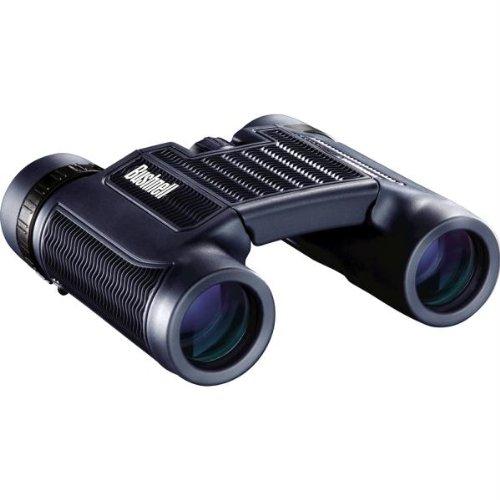 Bushnell H2O Series 8X25 Waterproof Binoculars - Black-Outdoor | Binoculars-
