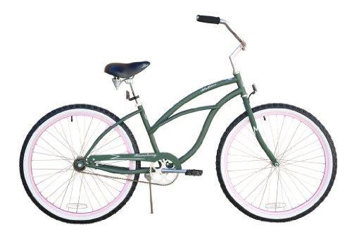 Beach Cruiser Bicycle Woman 26