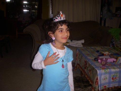 Deluxe Princess Tiara Crown SET