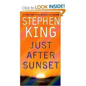 steven king sunset book