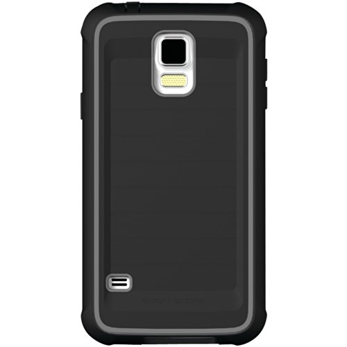 Body Glove V Shocksuit Case For Samsung Galaxy S5 - Retail Packaging - Black