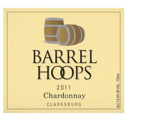 2011 Barrel Hoops Chardonnay, Clarksburg 750 Ml