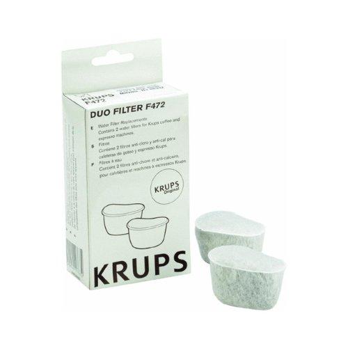 Krups-F-472-00-Set-filtre-Duo-Filtre-pour-machine--caf-Import-Allemagne