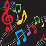 Dancing Music Notes 5