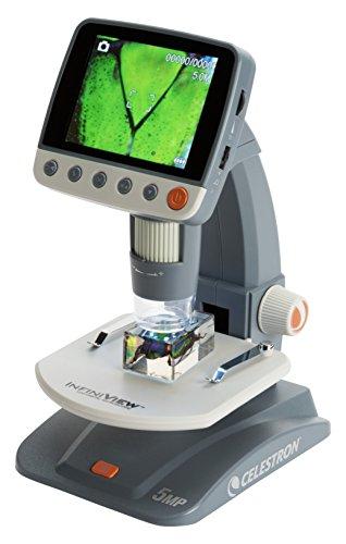 Celestron-InfiniView-LCD-Digital-Microscope
