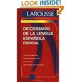 Diccionario Esencial de la Lengua Espanola (Spanish Edition)